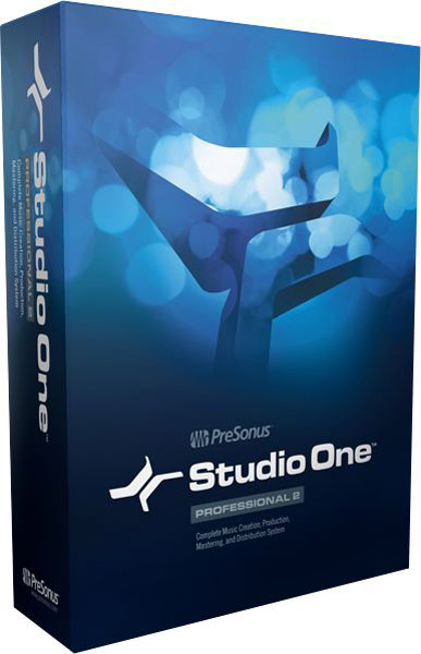 Studio One Professional 2