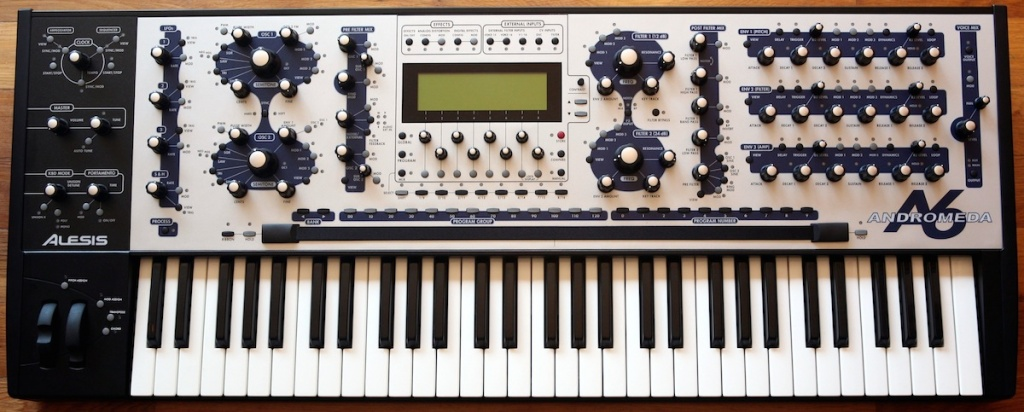 """Modern Classic"""" Synthesizers - Page 2 - Gearslutz"""