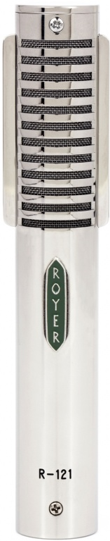 Royer R-121 Ribbon Mic