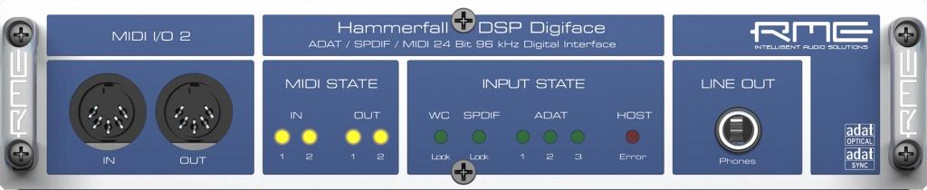 HDSP Digiface