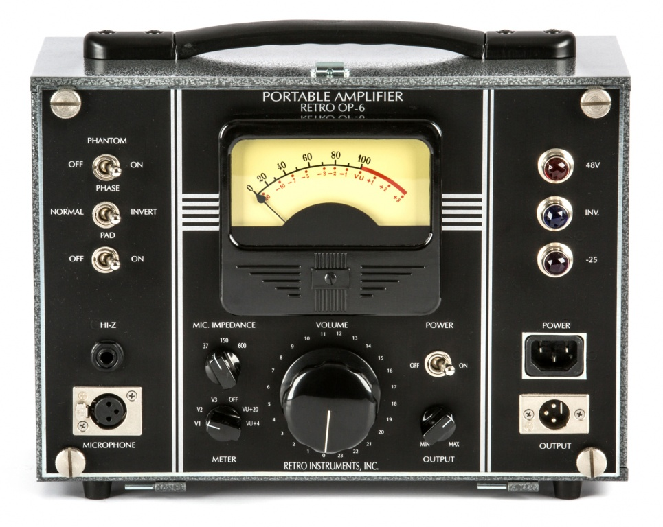Retro Instruments Retro OP-6