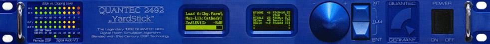 Yardstick 2492 Stereo Room Simulator