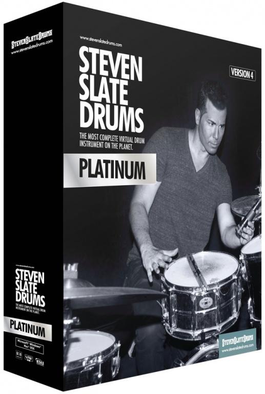 Steven Slate Drums Platinum 4