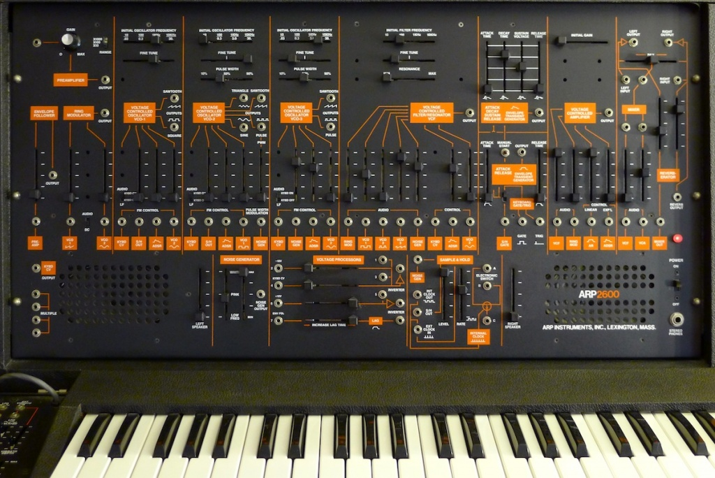 ARP Synthesizers 2600