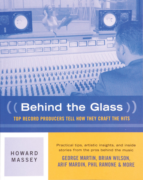 BackBeat Books Behind the Glass