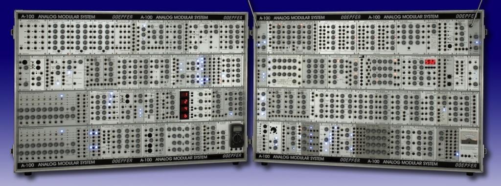 A-100 Eurorack modular System