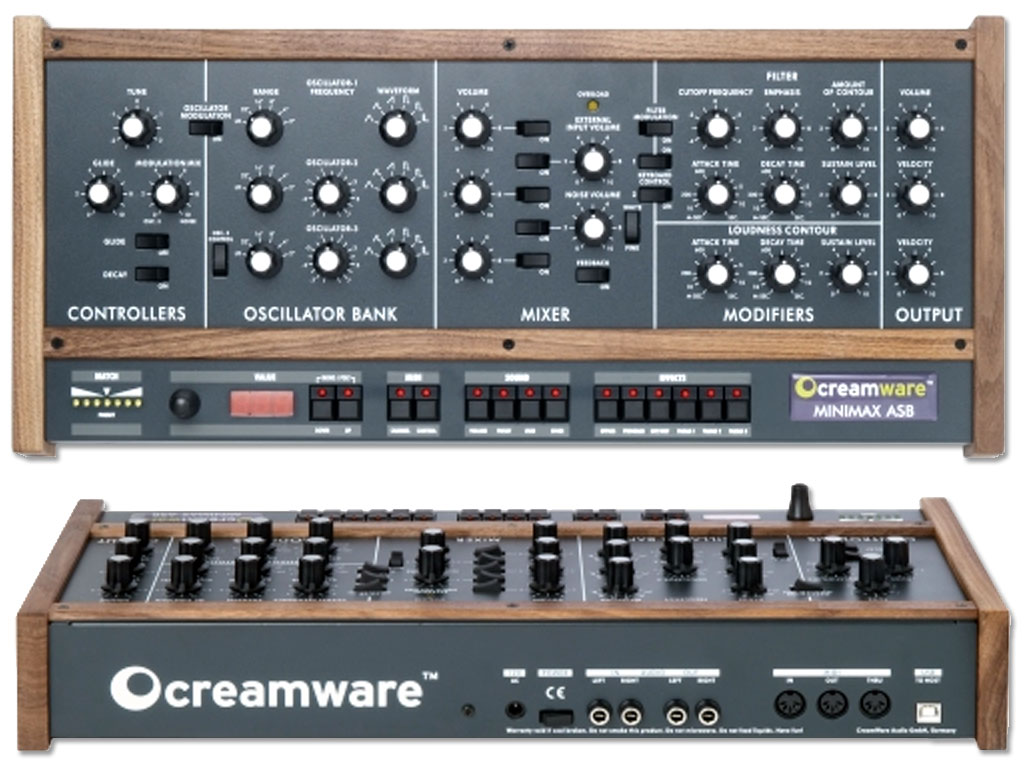 Creamware Minimax ASB