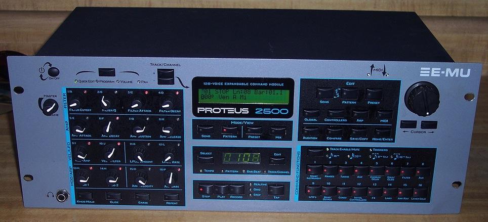 Proteus 2500