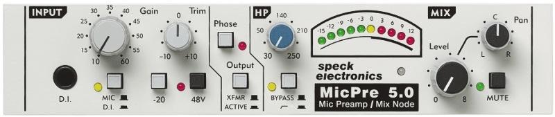 MicPre 5.0
