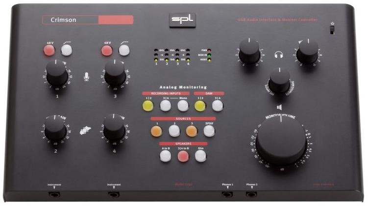 SPL Audio Crimson