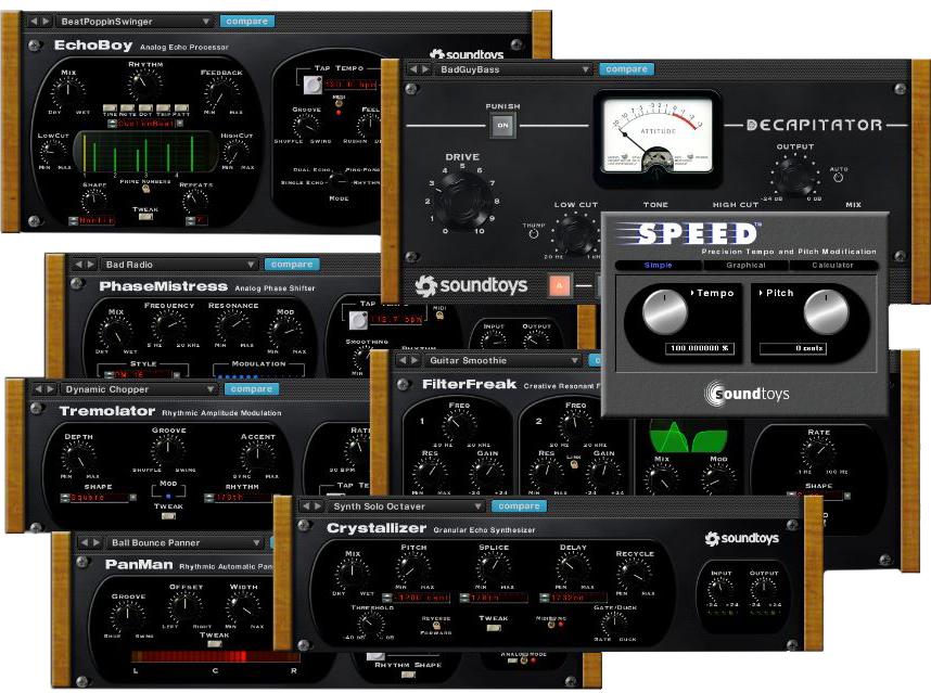 SoundToys Native Effect Bundle