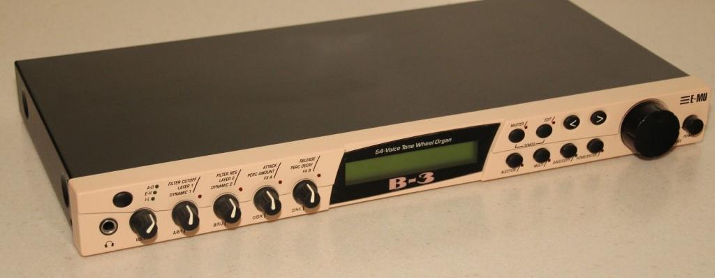 B-3 Hammond Organ