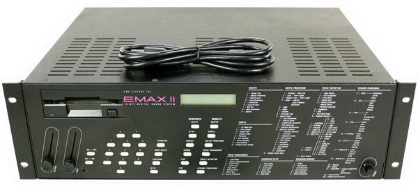 Emax II rack