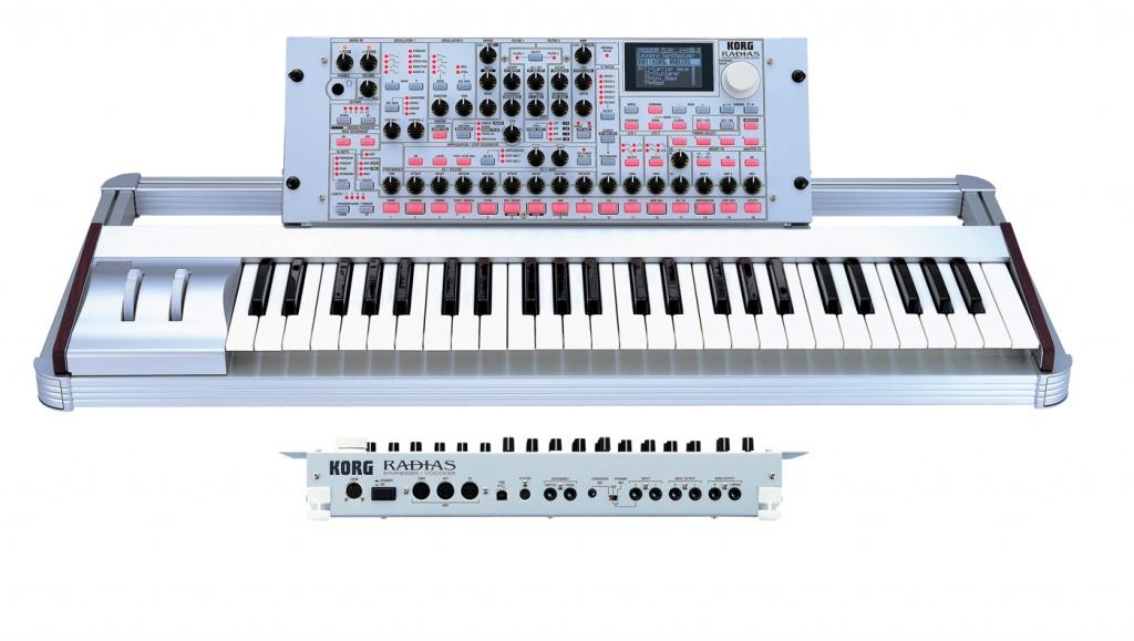 King KORG Synthesizer - Page 5 - Gearslutz