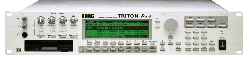 Triton Rack