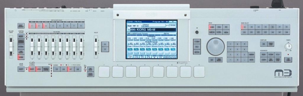 Korg M3m - User review - Gearslutz