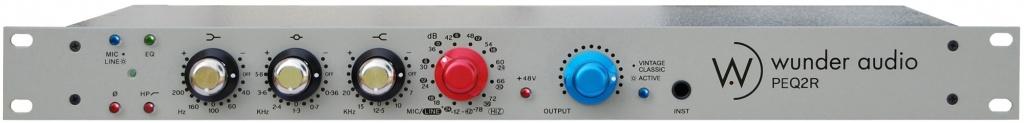 Wunder Audio PEQ2R