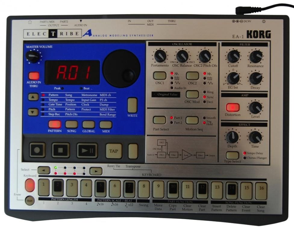 Electribe EA-1