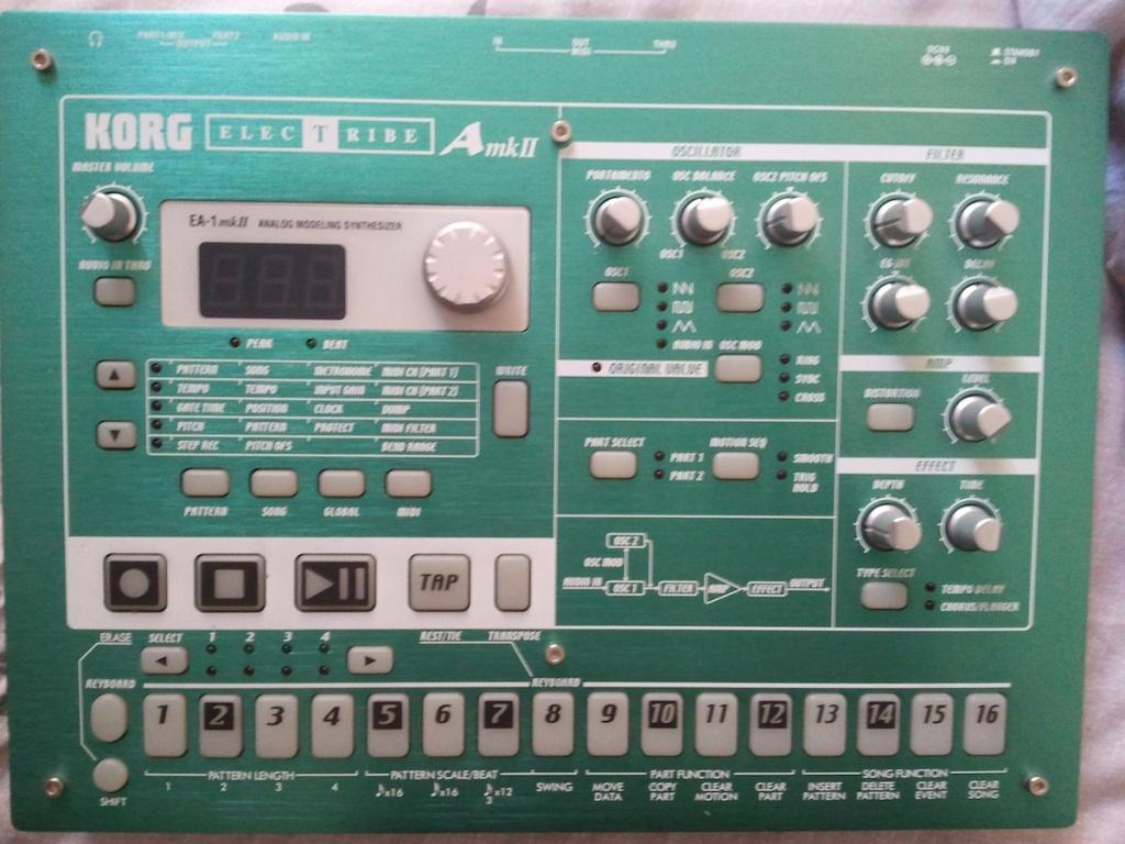 Korg Electribe EA-1 mk2