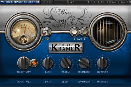 Eddie Kramer Bass Channel