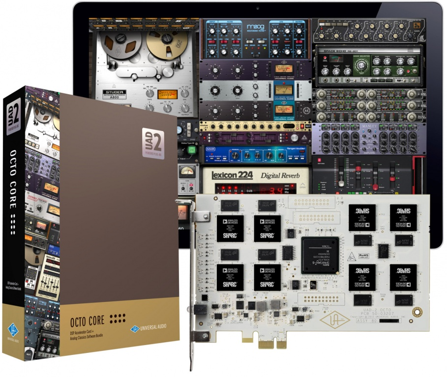 Universal Audio UAD-2 OCTO Core Card