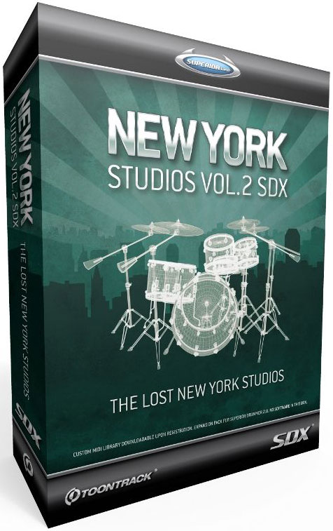 New York Studios Vol.2 SDX