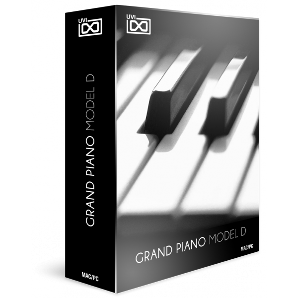 Grand Piano Model D