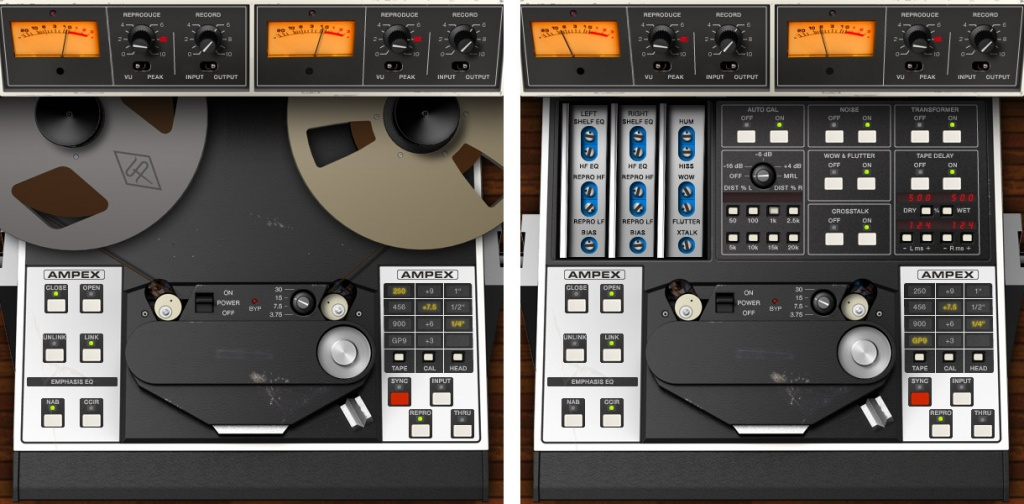 Universal Audio Ampex ATR-102 Mastering Tape Recorder Plug-In
