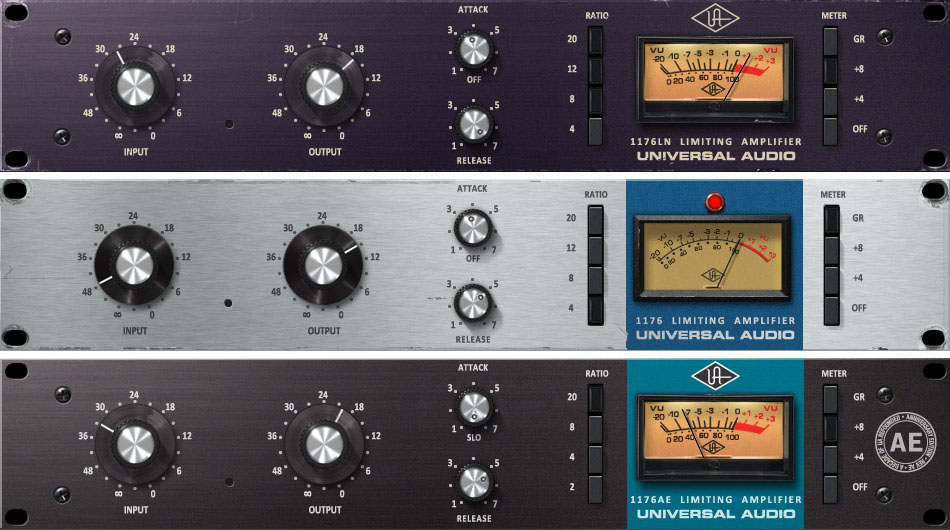 1176 Classic Limiter Plug-In Collection