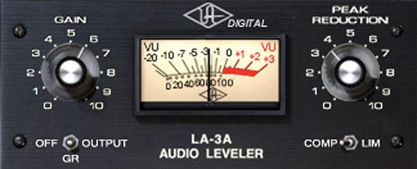 Teletronix LA-3A Classic Audio Leveler Plug-In