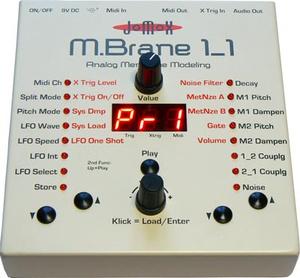 M.Brane 11