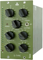 IGS AUDIO 500 SERIES S TYPE BUS COMPRESSOR