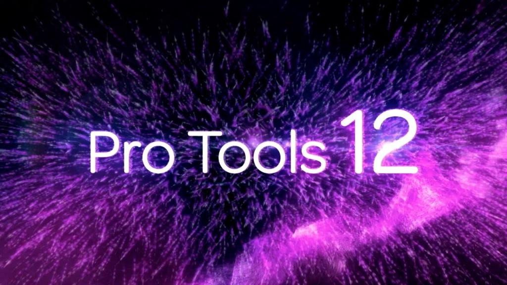 Pro Tools HD 12