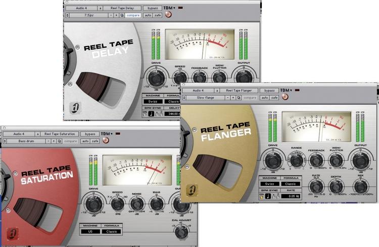 Reel Tape Suite