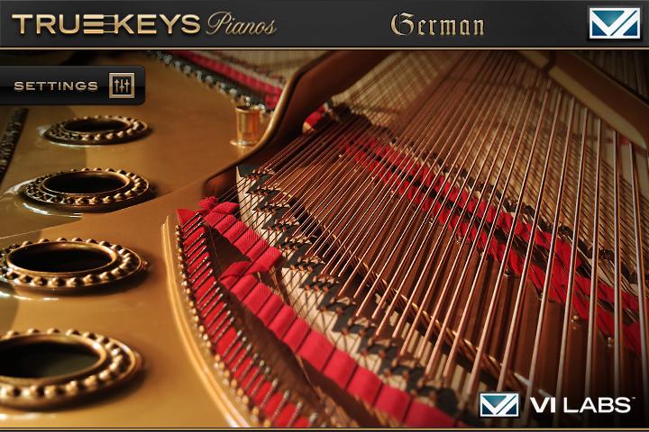 True Keys: German