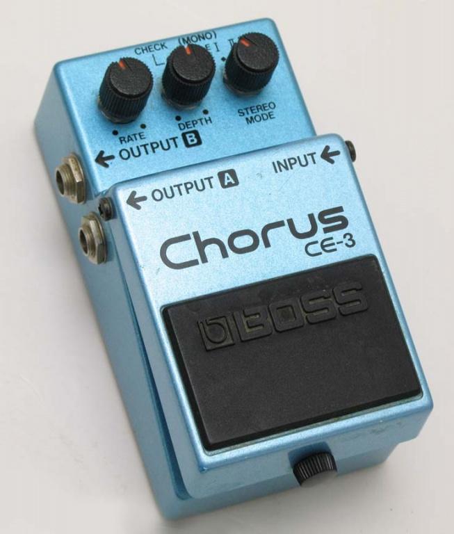 CE-3 Chorus Pedal