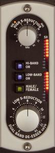 Dual-Band De-Esser RPM