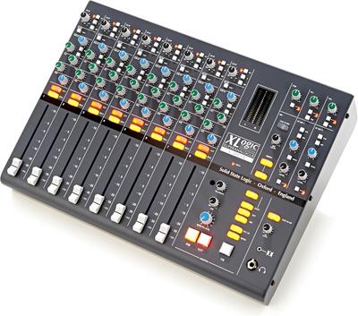 Solid State Logic X-Desk