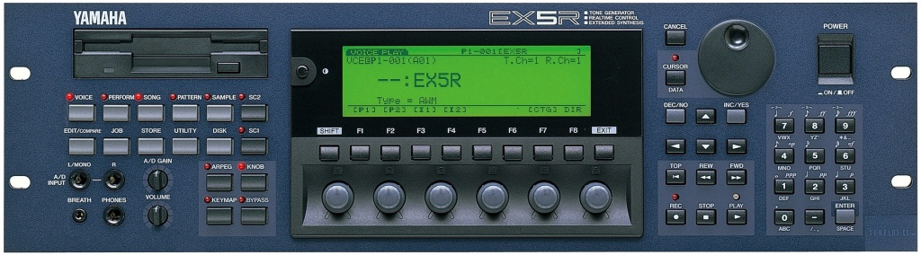 Yamaha EX5R