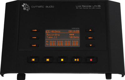 Cymatic Audio uTrack 24 Recorder/Player/Interface NEW NAMM 2014