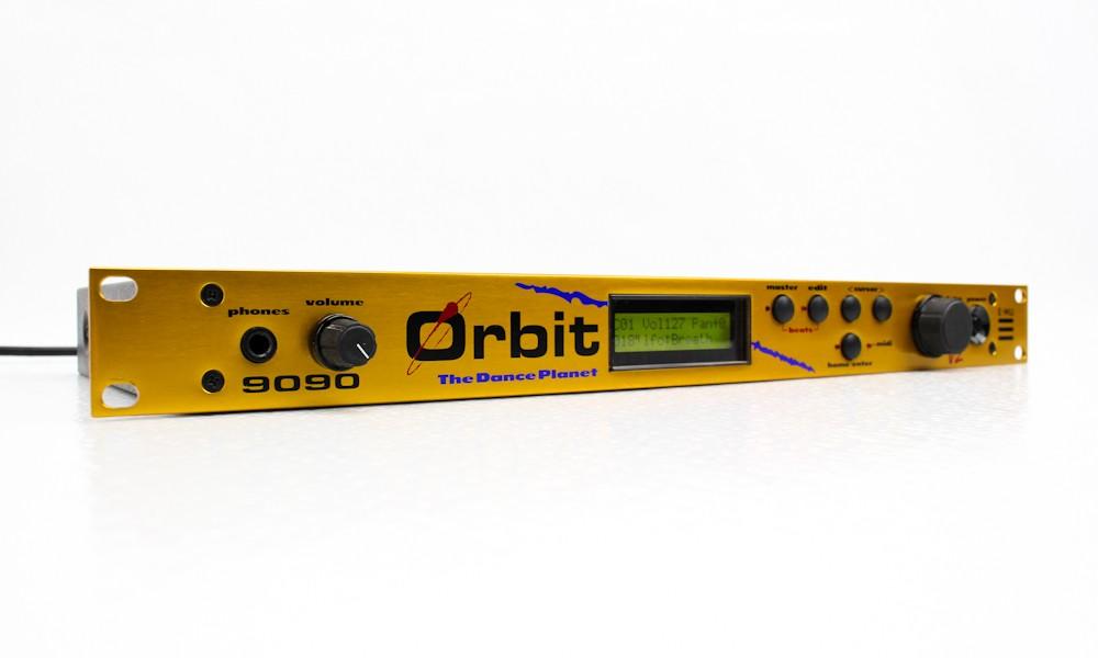 Orbit 9090 The Dance Planet