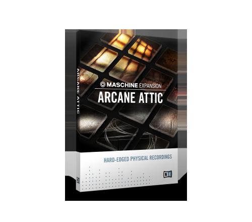 Arcane Attic
