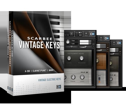 Scarbee Vintage Keys