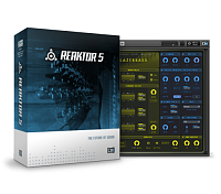 Native Instruments Reaktor 5.8