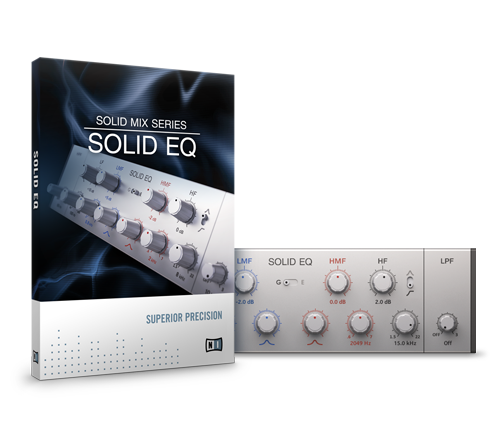 Native Instruments Solid EQ