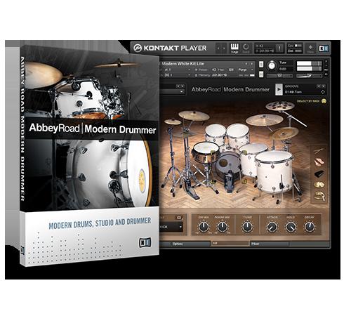 Abbey Road Modern Drummer