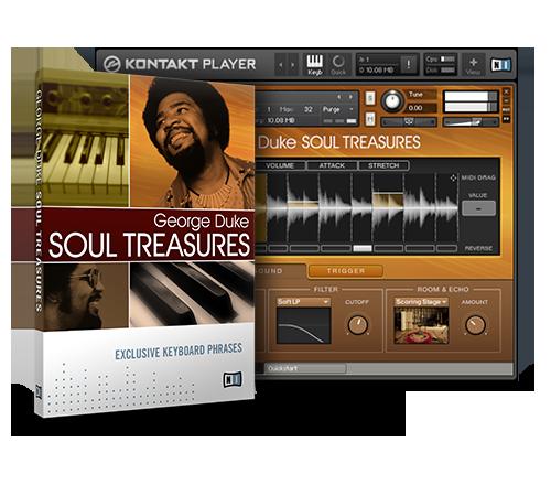 George Duke Soul Treasure