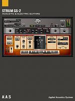 Applied Acoustics Systems Strum GS-2 Acoustic + Electric