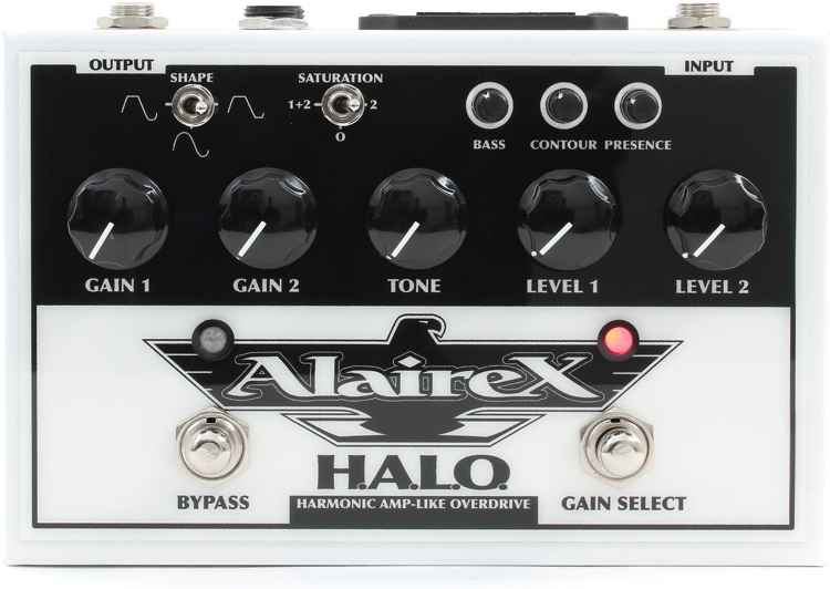 HALO Overdrive Pedal