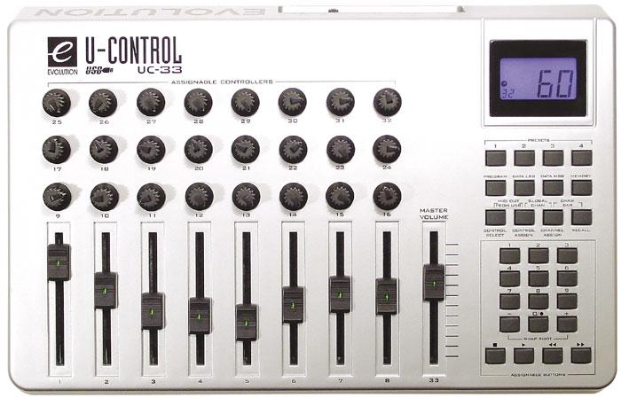 U-Control UC-33